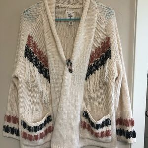 Billabong In Stitches cardigan sweater